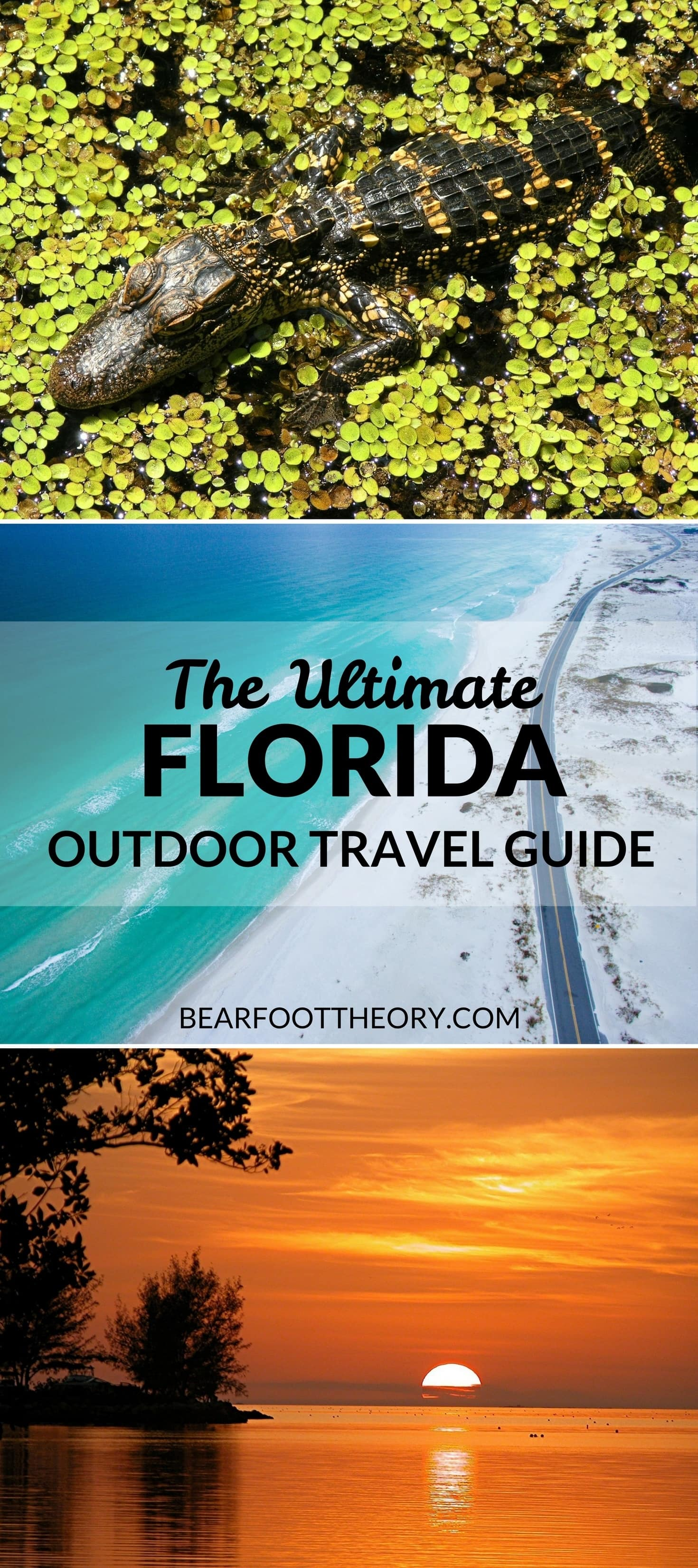Plan an adventurous trip to Florida with our outdoor travel guide featuring the best outdoor activities, national parks & most popular Florida blog posts