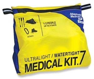 Adventure Medical First Aid Kit // An essential piece of gear that makes our 3-day backpacking checklist