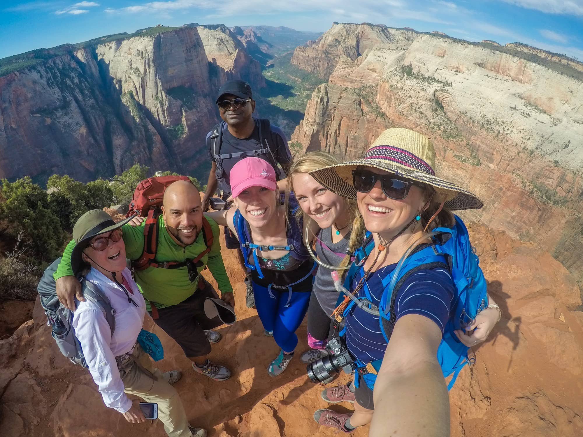 Observation Point // Bryce Canyon National Park // Looking to explore the National Parks of Southern Utah? Check out my recap of the Bearfoot Theory 5 day hiking tour with Arizona Outback Adventures.