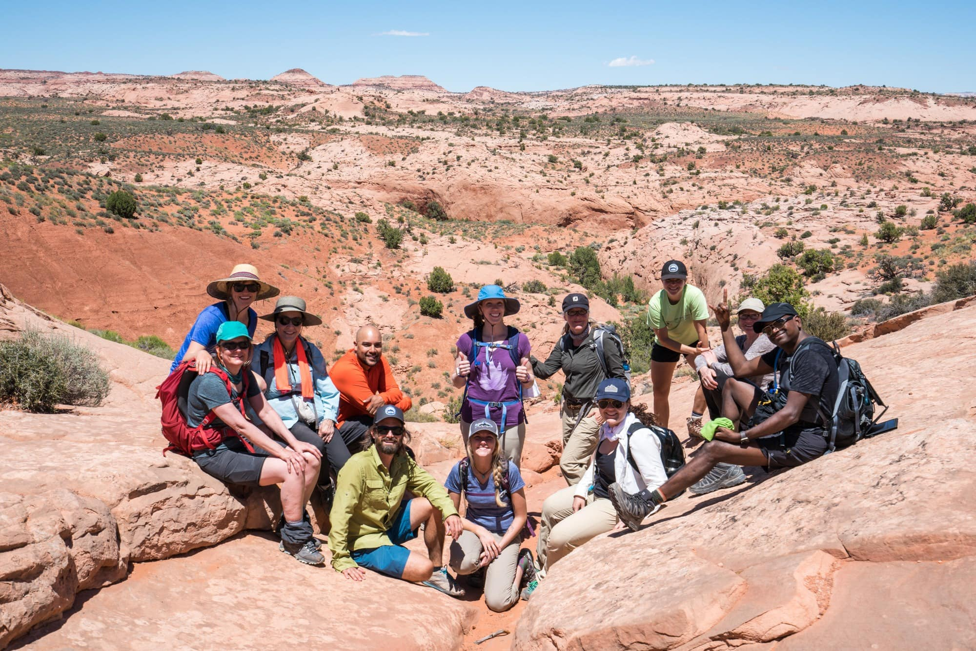 Escalante // Bryce Canyon National Park // Looking to explore the National Parks of Southern Utah? Check out my recap of the Bearfoot Theory 5 day hiking tour with Arizona Outback Adventures.