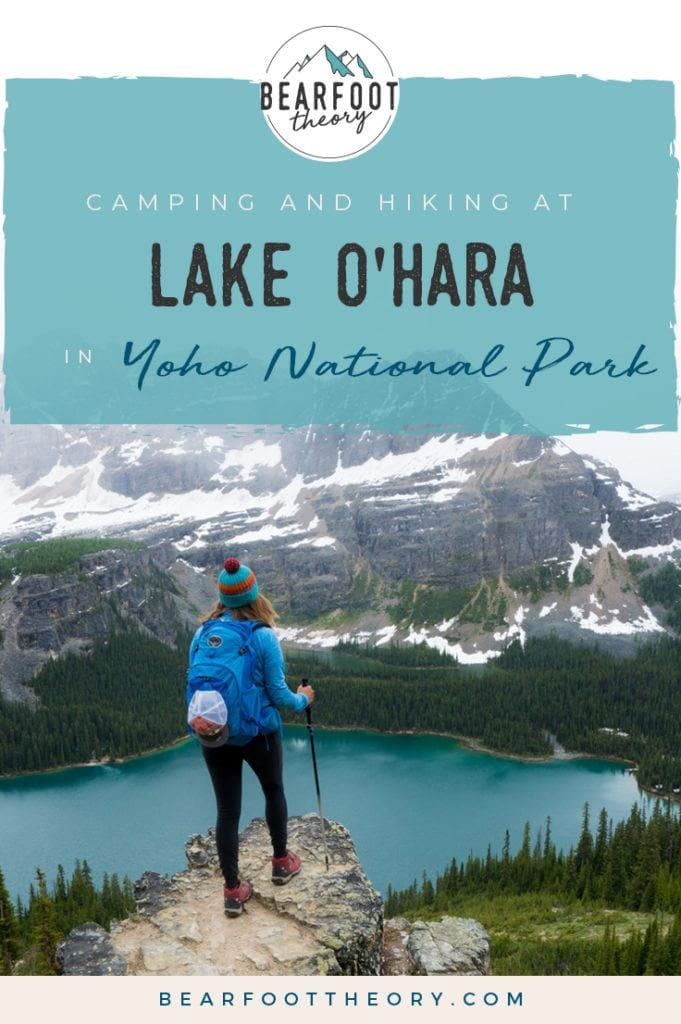 Four days at Lake O'Hara was the highlight of my Canadian Rockies trip. Get my detailed hiking & camping guide to this British Columbia National Park.