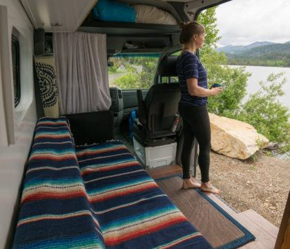 Think you're ready for van-life? Preparing for #van life takes careful consideration. Check out our list of essential questions to ask before making the jump to full-time van life.