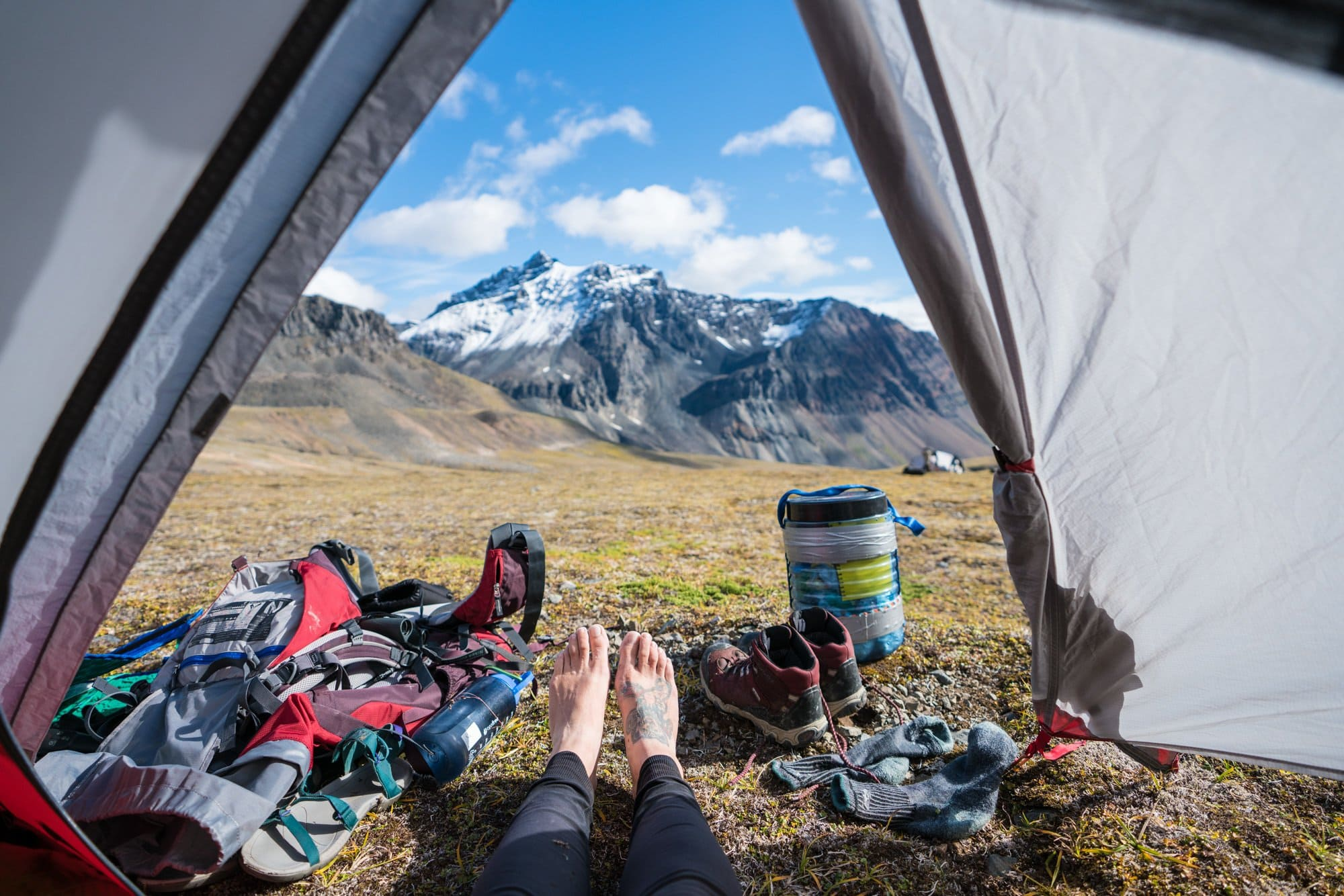 Keep your feet happy with these basic foot care tips for hiking. Learn how to prevent hiking blisters & how to treat blisters on the trail.