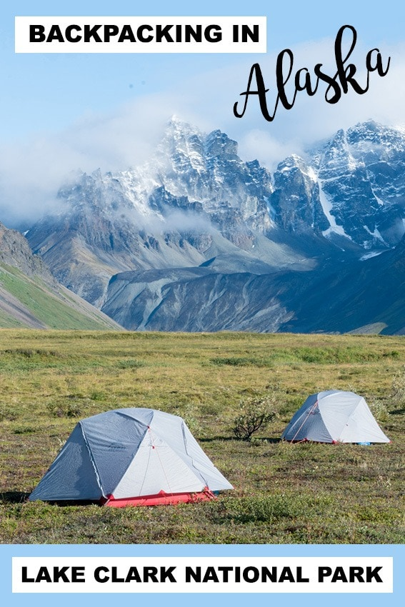 Explore Lake Clark National Park, one of the most remote parks in the country in this review of my 10-day backpacking trip with Alaska Alpine Adventures.