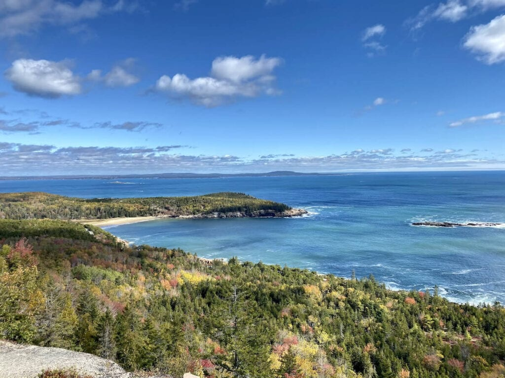 Are dogs allowed in Acadia National Park? Learn the trails and campgrounds where dogs are permitted in this blog post.