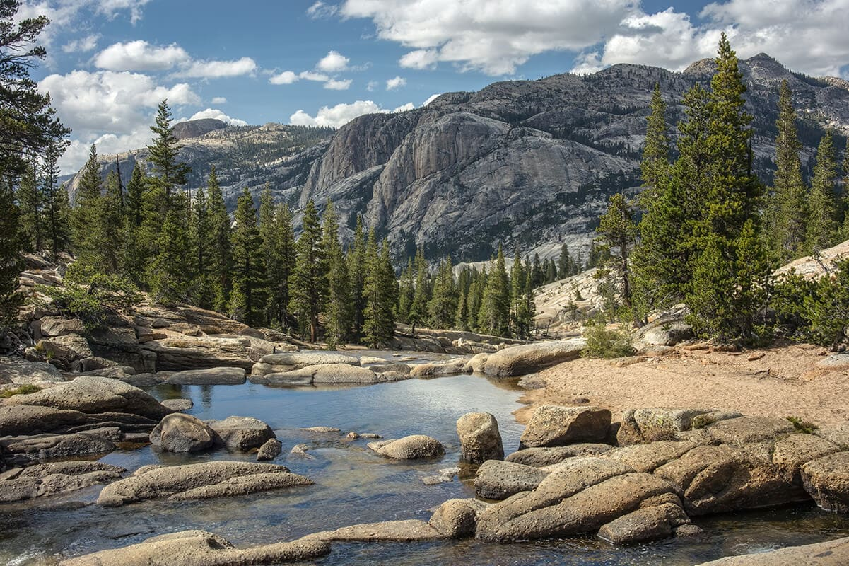 Best Section Hikes on the John Muir Trail