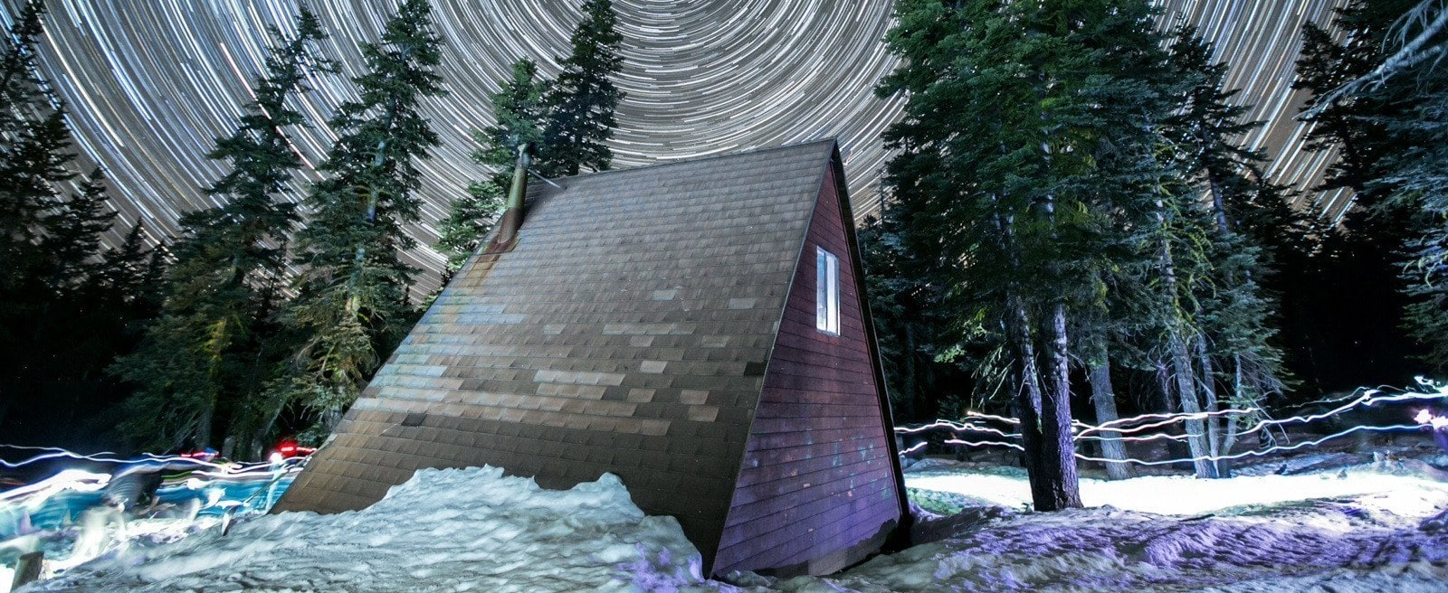 Clair Tappan Lodge / Plan a fun and cozy getaway to one of these winter backcountry huts that are accessible via snowshoeing, cross-country, or backcountry skiing.