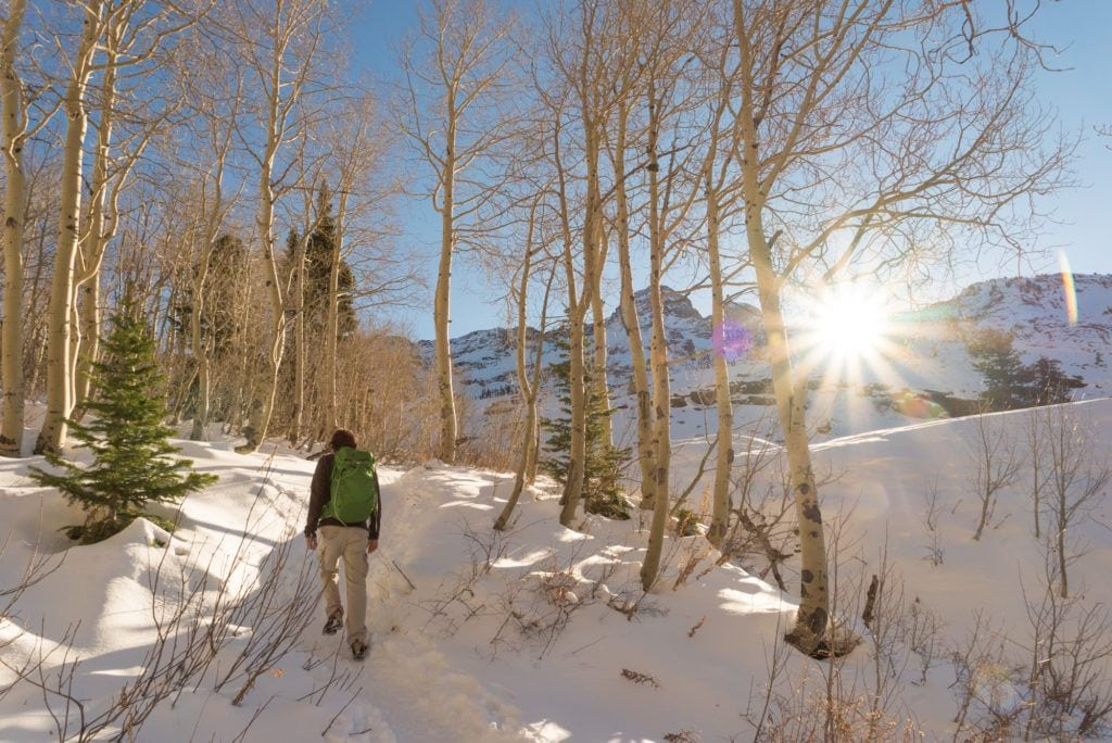 Learn our top winter hiking tips to keep you toasty and safe on cold winter hikes. Learn how to layer, pack warm gear, stay hydrated & more.