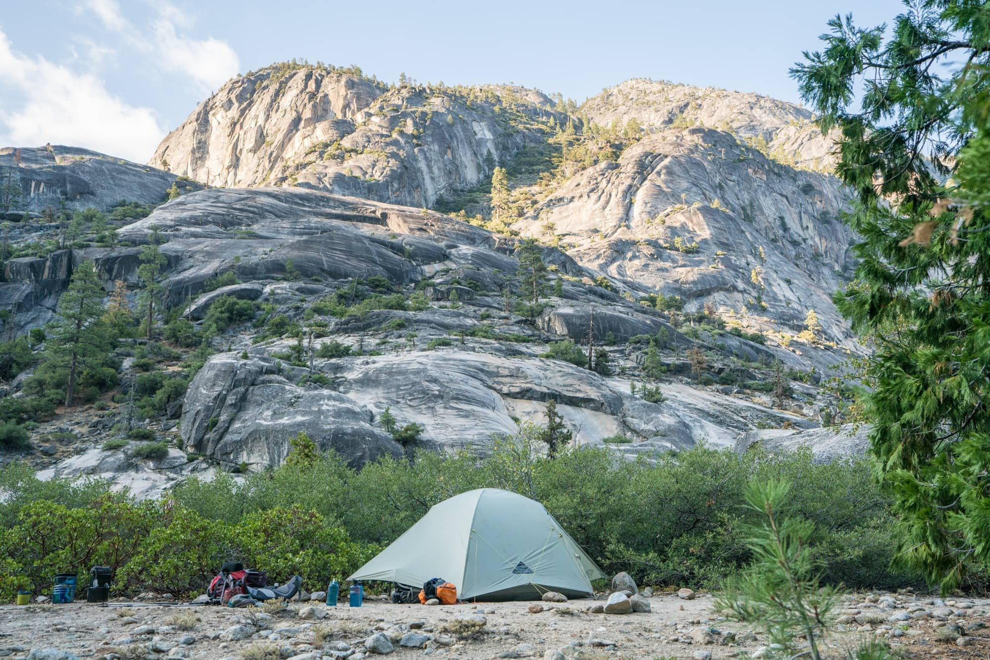 Plan an epic Yosemite backpacking trip through the Grand Canyon of the Tuolumne with our trail guide containing info on permits, transportation & more.