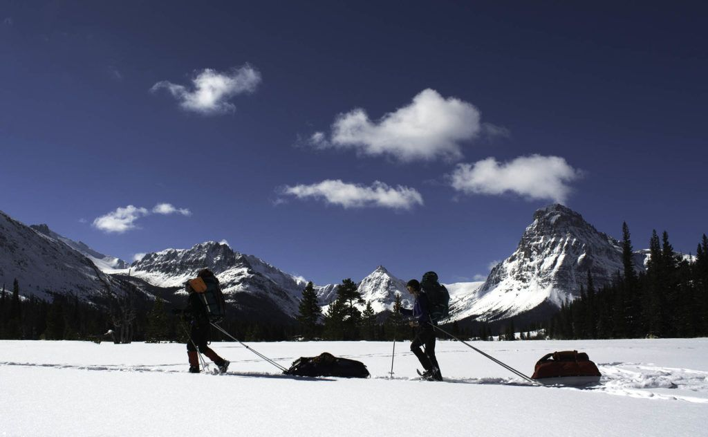 From hot springing to dog sledding to skijoring, plan an adventurous vacation to Montana in winter with these 8 outdoor winter activities.