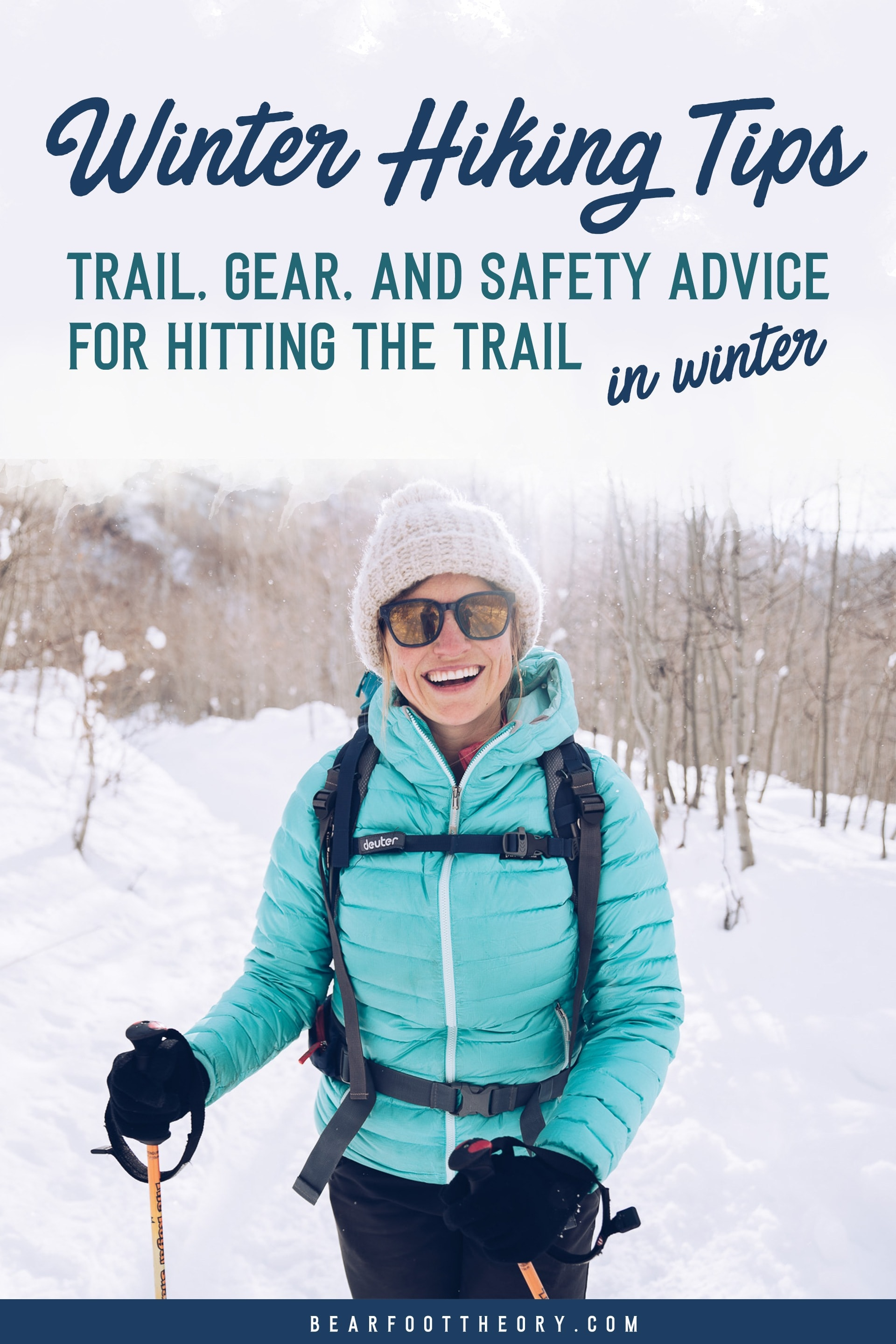 Learn our top winter hiking tips to keep you toasty and safe on cold and snowy trails, including advice on layering, snacks, staying hydrated & more.