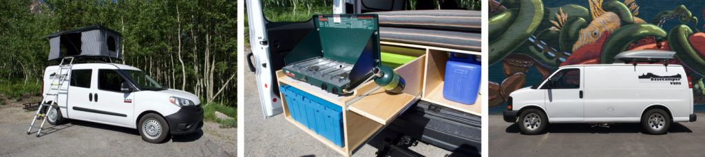 Basecamper Van Rentals