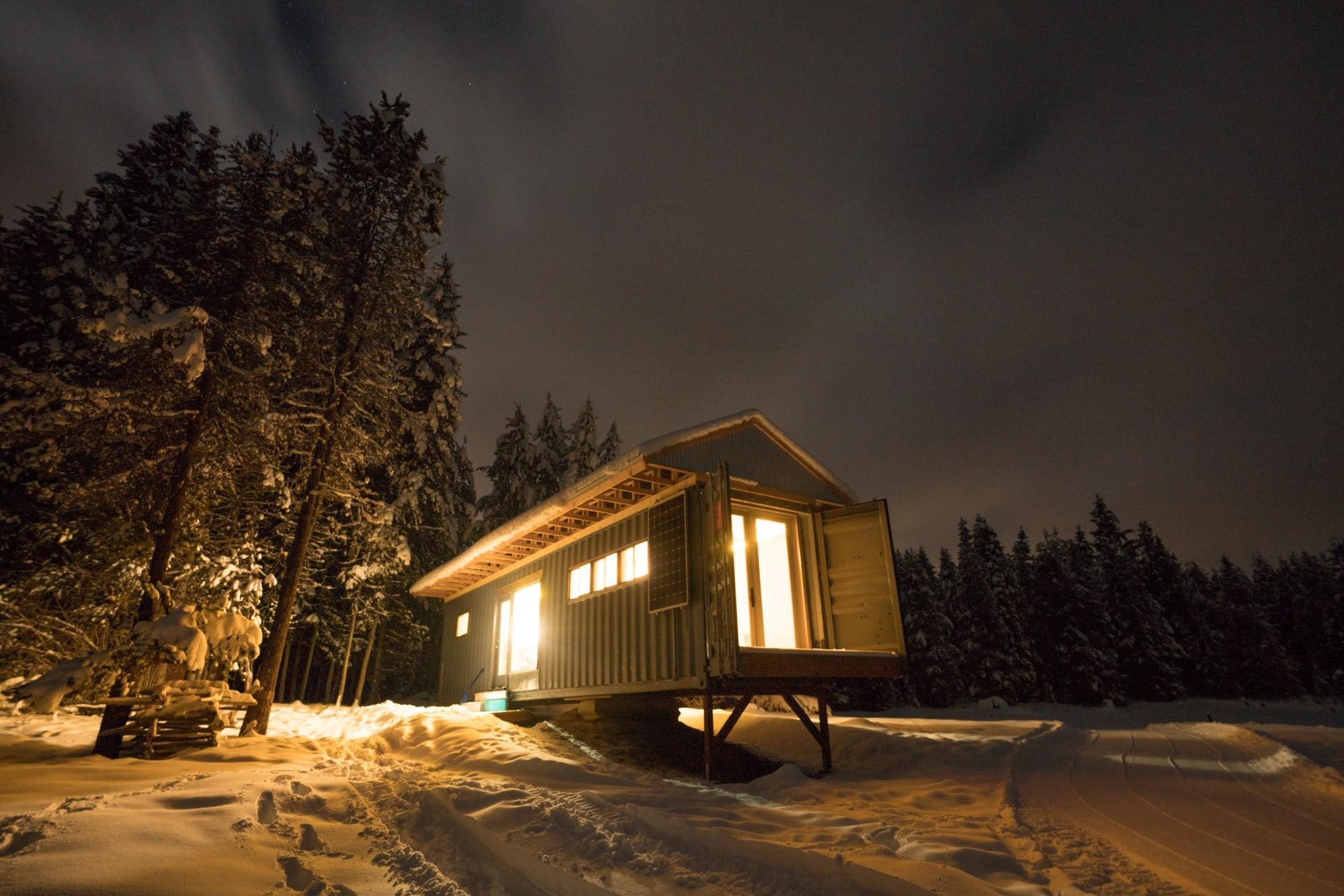 Alpine Cabin at Jug Mountain Ranch