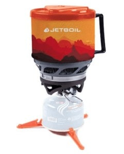 The Jetboil is one of the most efficient and lightweight backpacking stoves. Learn more about the pros and cons of different backpacking stoves in this blog post.