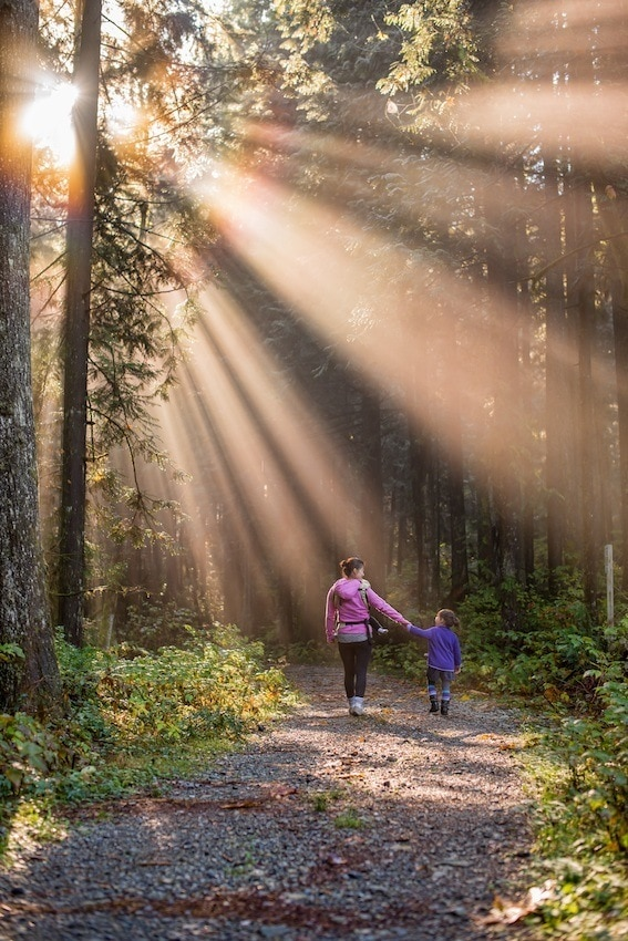 Not sure how to get outside with your kids? Here is a list of tips for overcoming your barriers and excuses that prevent you from getting outside.