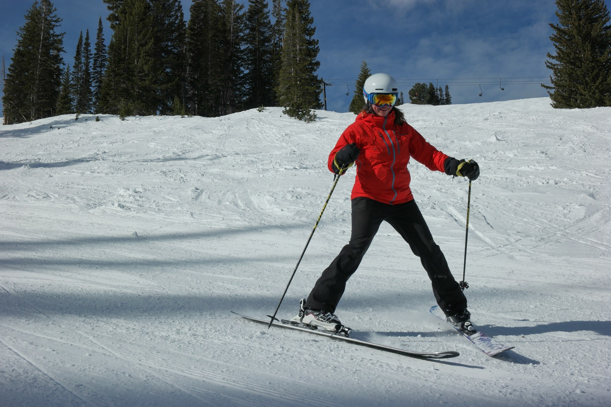 If you're a first-time skier getting ready for a day on the slopes, you probably have a lot of questions. In this blog post, we answer all of your frequenty asked questions about skiing, like how to slow down, how to get off the chairlift, how your ski boots should fit, and more.