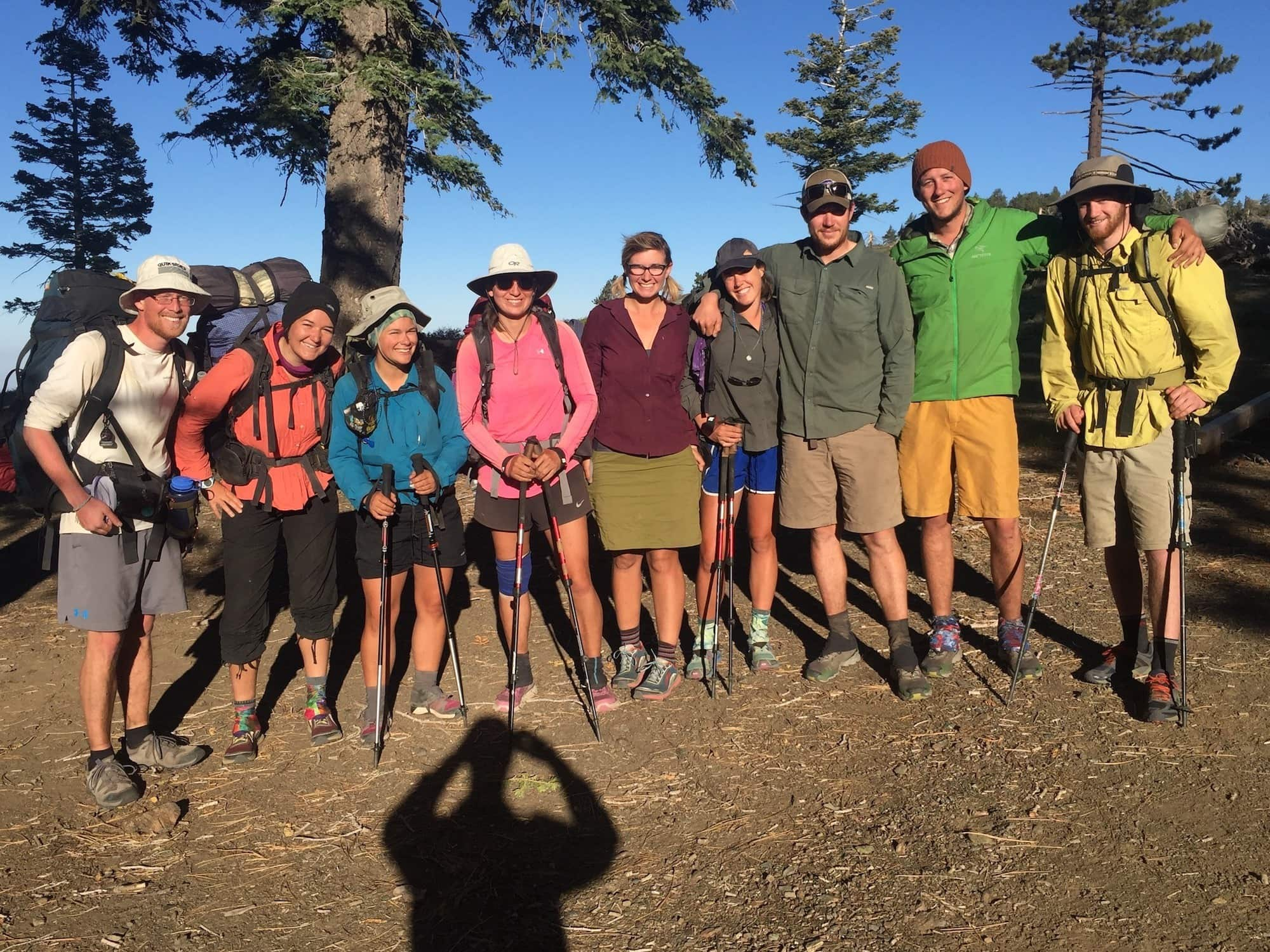 Planning a long-distance backpacking trip? Looking for lightweight backpacking gear recommendations? Start with this complete Pacific Crest Trail gear list that includes every single item packed for a 5-month thru-hike from Mexico to Canada.