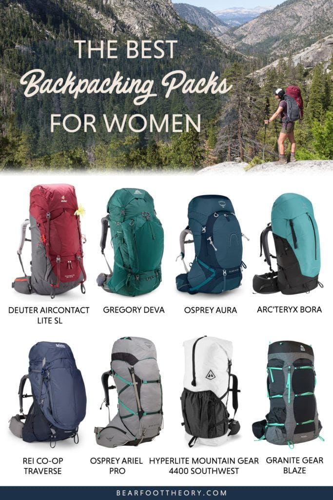 Get the scoop on the best backpacking backpacks for women that are comfortable and lightweight, plus learn how to choose the best pack for you.