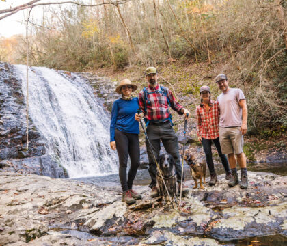 Want to introduce your friends to the outdoors? Check out our helpful tips for taking your friends hiking for the first time.