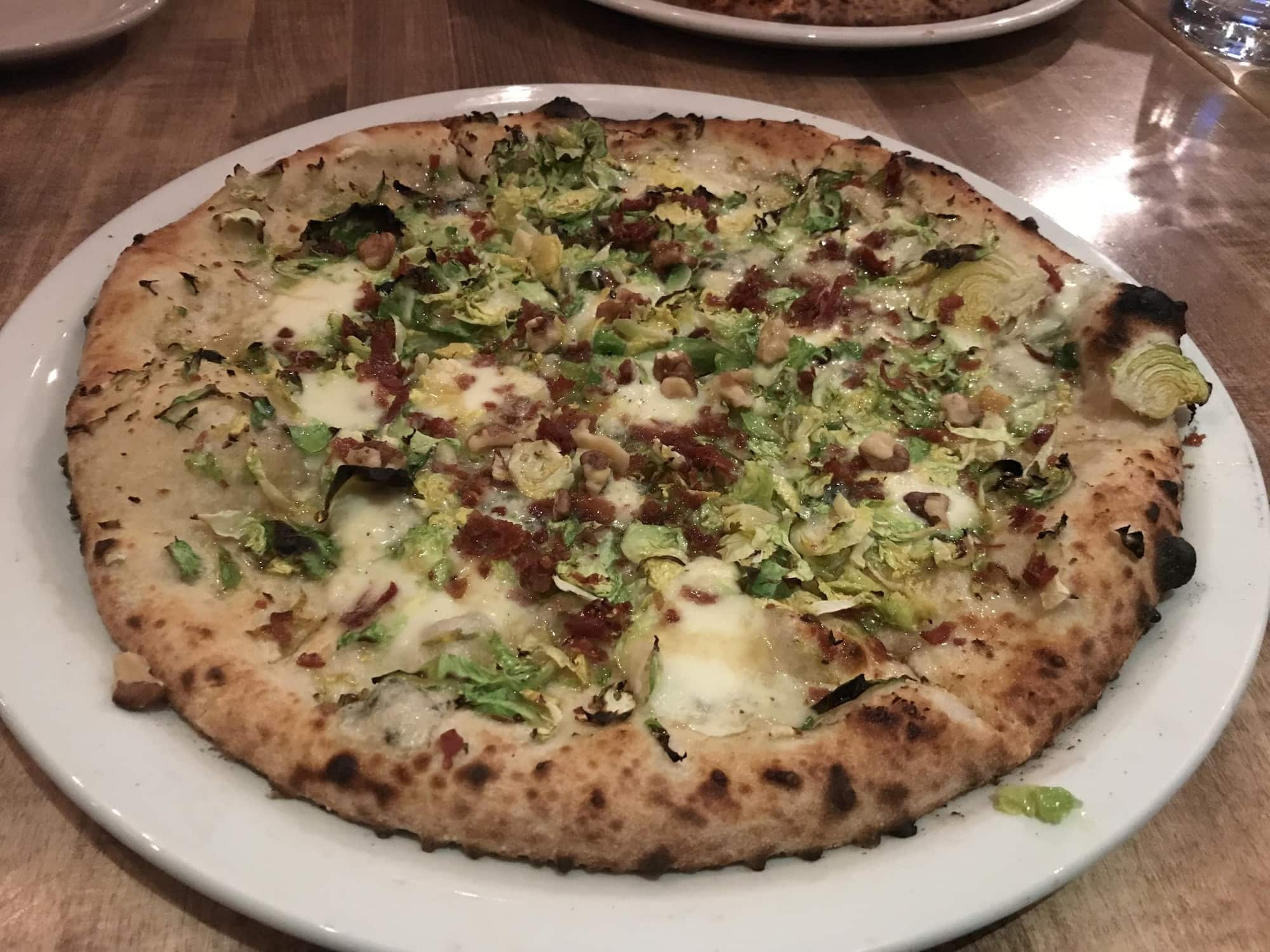 Famoso Pizza in Jasper Alberta