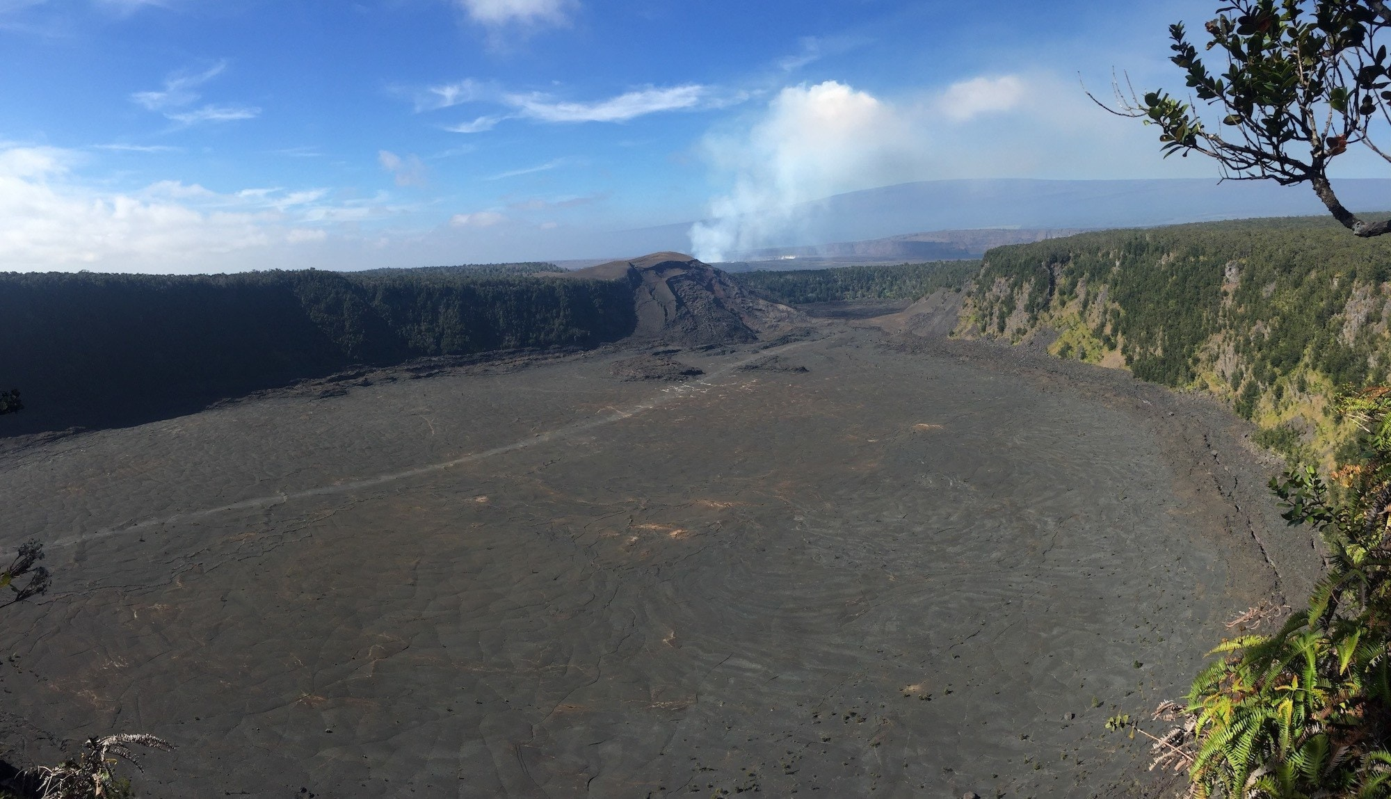 Kilauea Iki Crater Hike in Volcanoes National Park