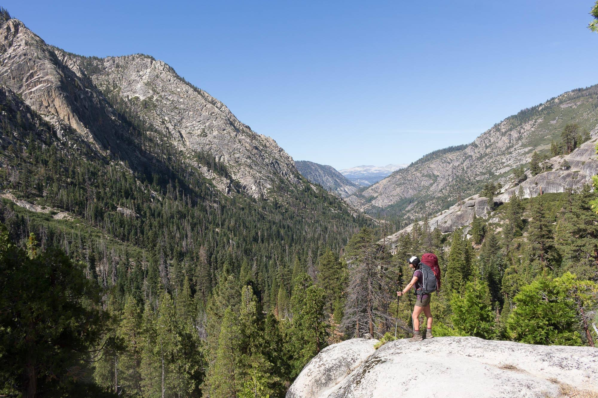 Wilderness Backpacking 101: Beginner's Tips for Planning a Backpacking Trip