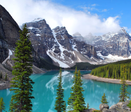 Get the details on Banff, Jasper, & Yoho National Park camping with information on reservations, overflow camping, & convenient campgrounds.