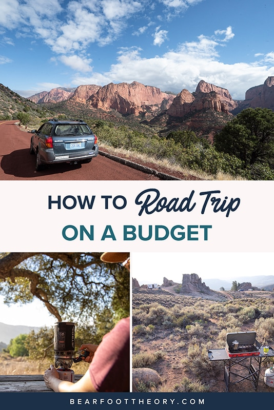 Planning a road trip but worried about money? These cheap road trip tips will help you budget without skimping on good times or adventure.