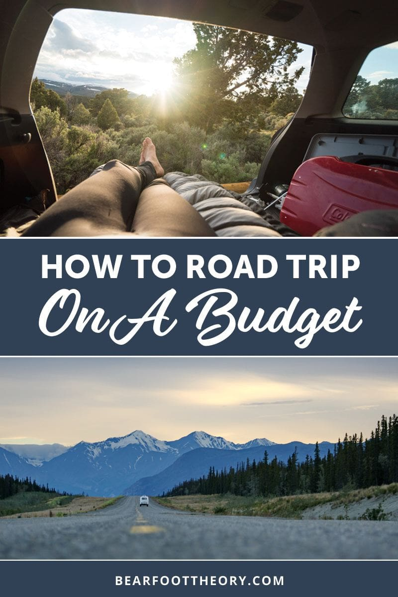 It's easy to save money while you are on an epic road trip! We share all the best ways to pinch pennies on the road plus we share our favorite road trip itineraries, tips & tricks for having a blast. Here is your guide to planning and executing a cheap road trip.