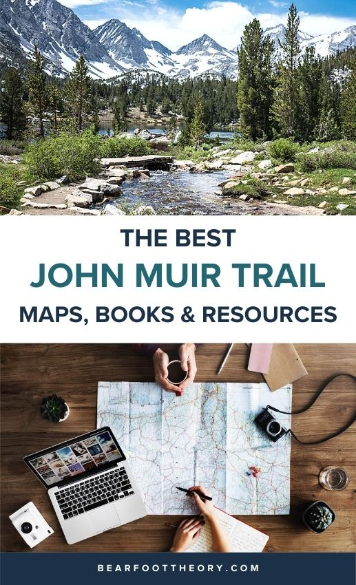 Discover the best John Muir Trail maps, books, apps, blog posts, and resources to help you plan, prepare, and get inspired for your JMT hike.