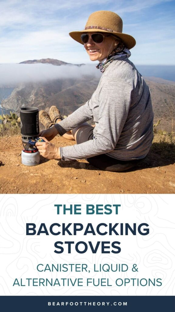 Check out the best backpacking stoves and learn the pros and cons of canister, liquid fuel, and alternative fuel options, plus how to choose.