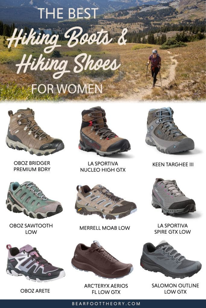 The Best Women's Hiking Boots of 2020