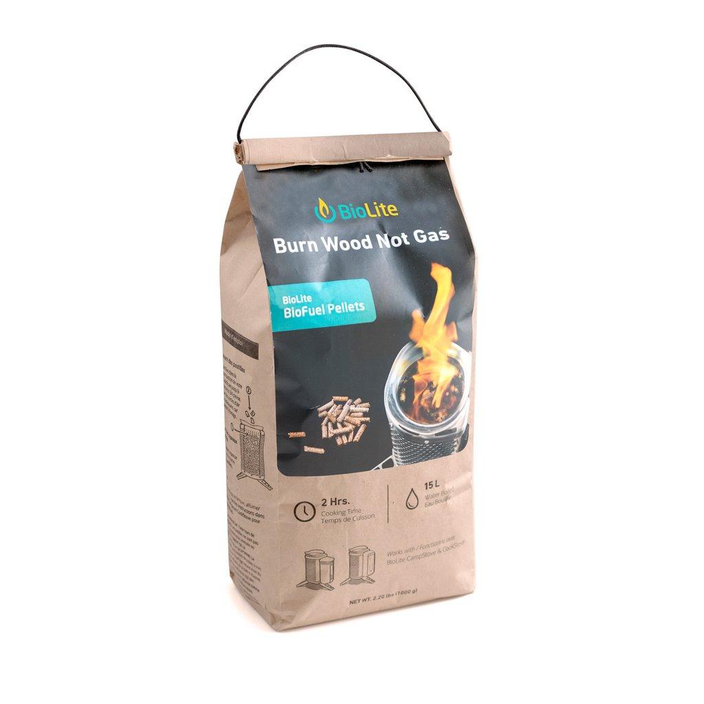 Biolite Fuel Pellets for wood burning backpacking stoves