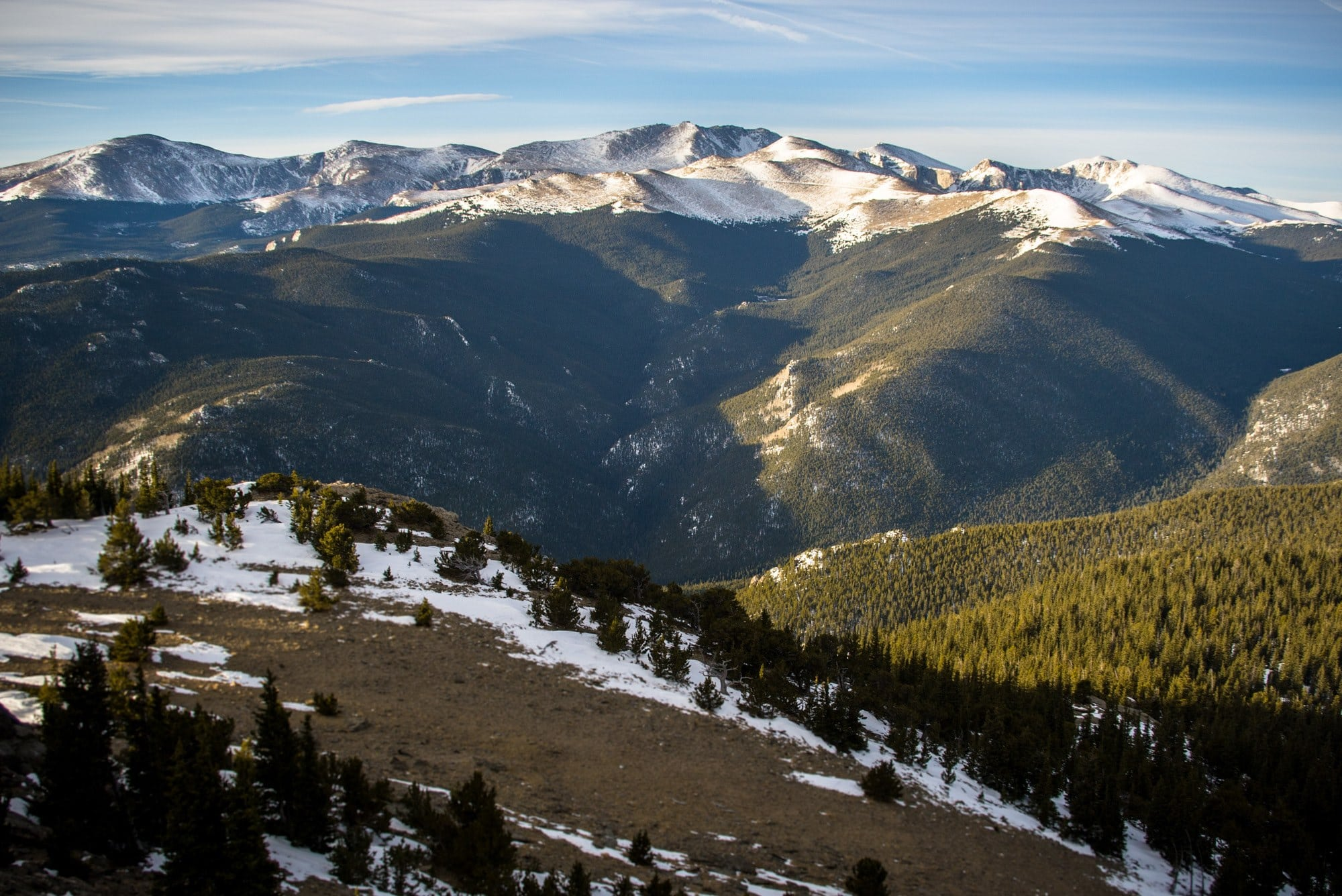 Chief Highway // Don't wait until the high elevation snow melts to start hiking in Colorado this summer. here are 5 Colorado spring hikes in the Front Range that are perfect for mud season.