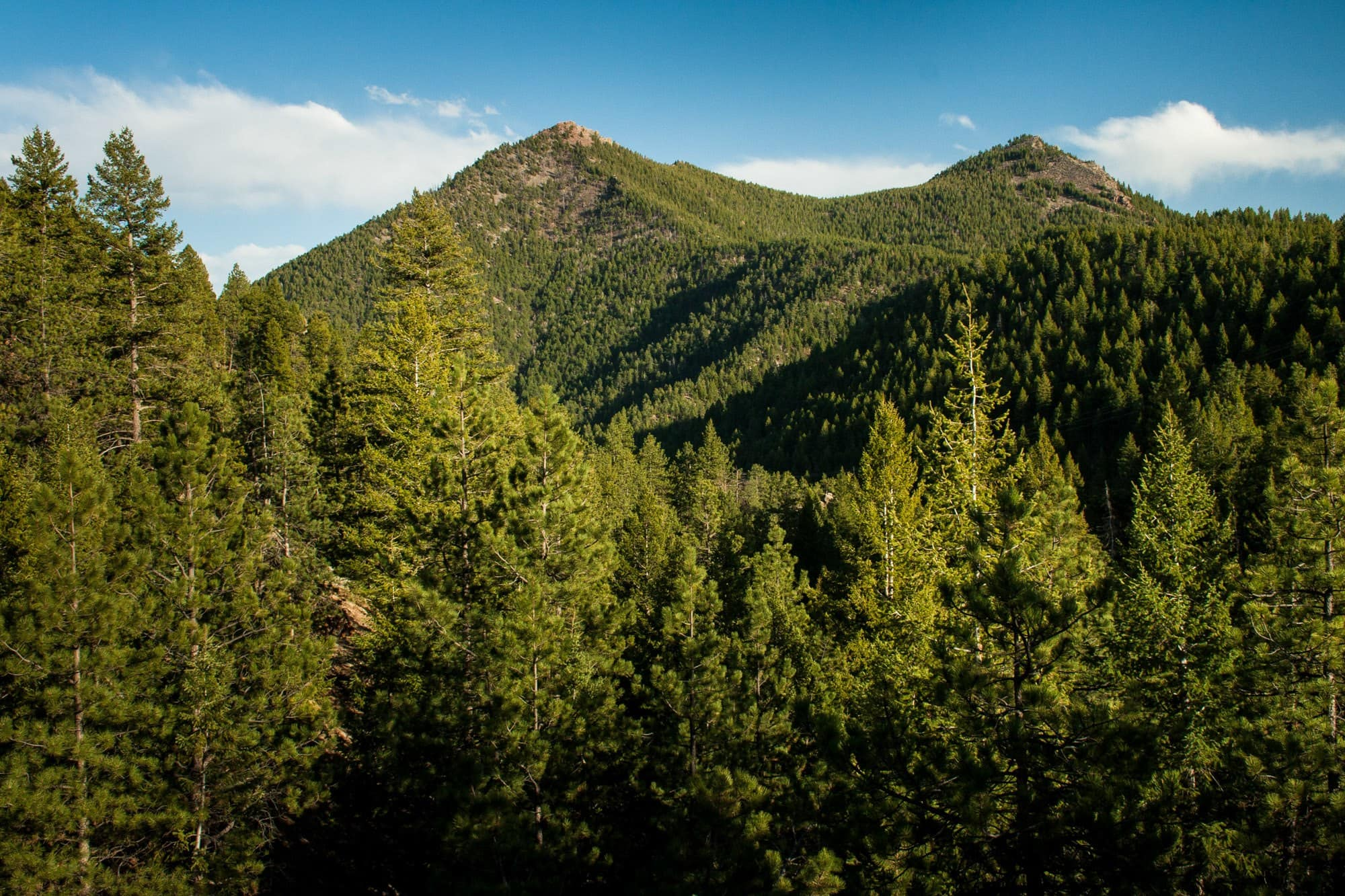 Skyline Traverse // Don't wait until the high elevation snow melts to start hiking in Colorado this summer. here are 5 Colorado spring hikes in the Front Range that are perfect for mud season.
