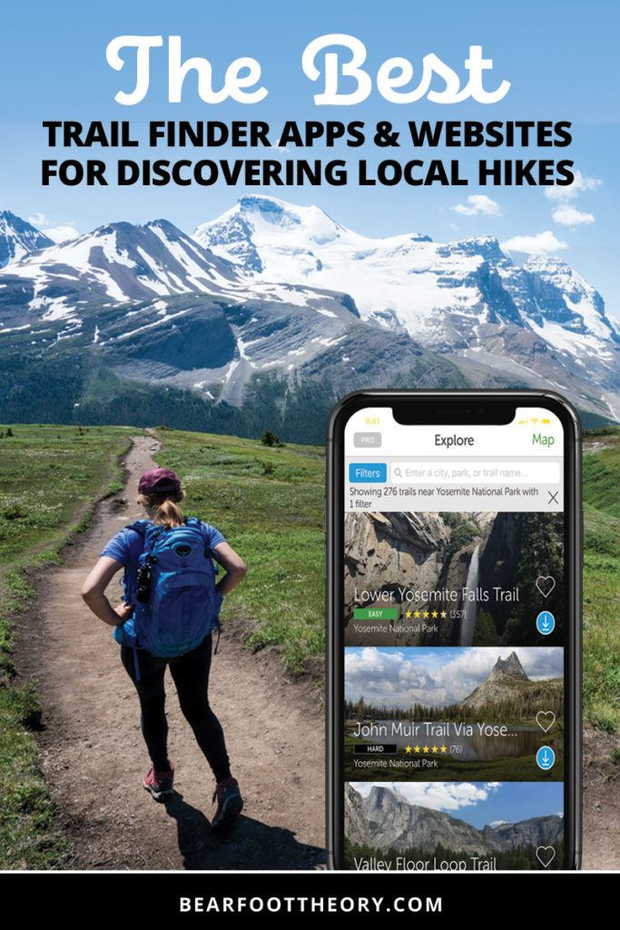 Looking to discover new hiking trails? This blog post has a list of the best trail finder apps and websites for iPhone and Android smartphone users. Through these resources, you can find awesome hikes, navigate the trail, view photos and trail reviews & more.