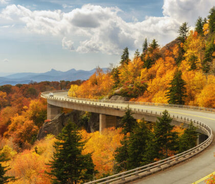 Explore the best of the East Coast with these 5 adventurous road trips from Maine to North Carolina to the Florida coast and more.