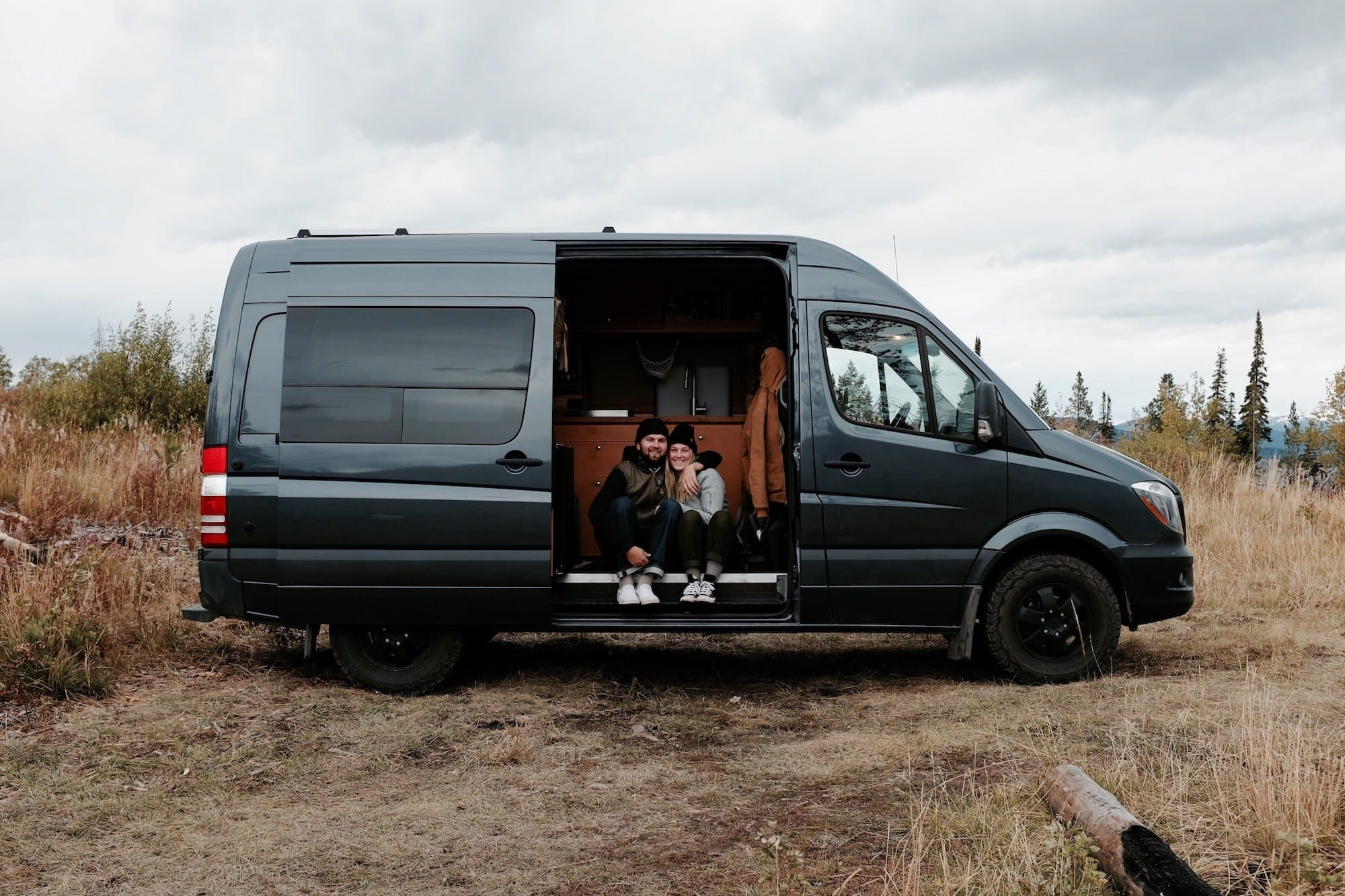 Sprinter Van Tour: So We Bought A Van