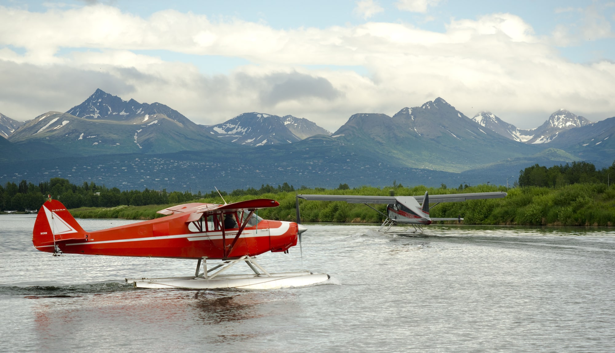 Visit Kenai Fjords & Denali National Park as well as the towns of Seward, Homer, & Anchorage in 8 days on this 1,500-mile Alaska road trip itinerary.