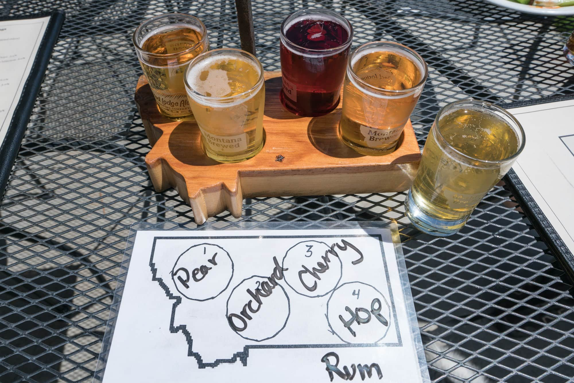 Billings, Montana Brew Trail // Explore Southeast Montana with this ultimate 7-day itinerary. Hike through the Badlands, fly fish outside of Billings, Montana, and more!