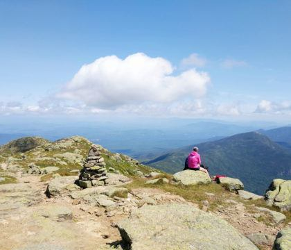 Franconia Ridge Loop Hike