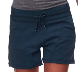 North Face hiking shorts