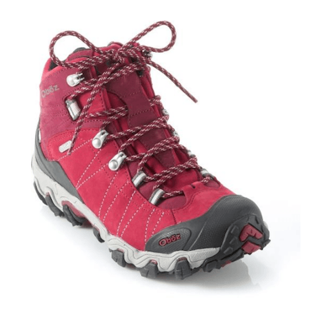 Oboz Bridger BDry Boots // How to Choose the Best Women's Hiking Boots