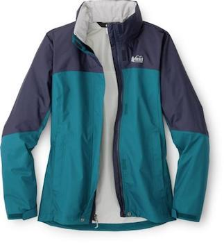 REI Rainier Rain Jacket - a great rain coat for the price
