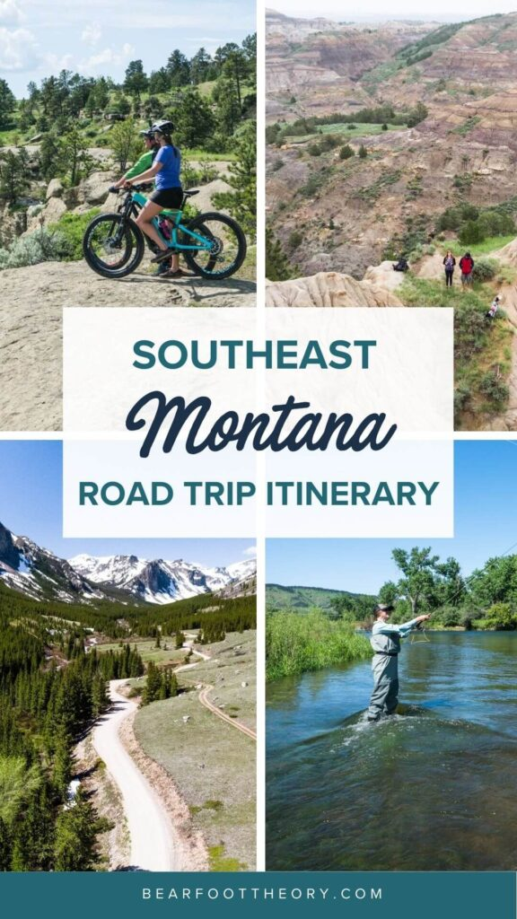 Explore Southeast Montana with this ultimate 7-day itinerary. Hike through the Badlands, fly fish outside of Billings, and more!