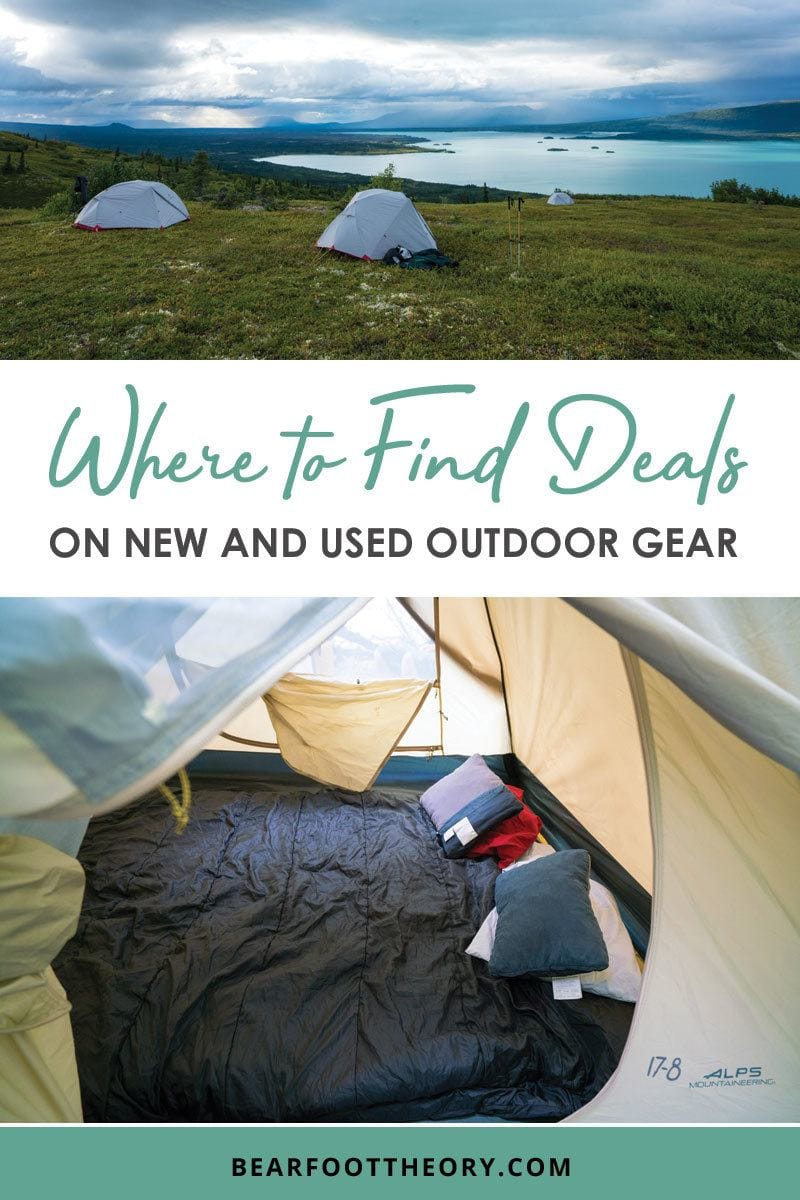 12 Places to Buy Discounted Outdoor Gear – Bearfoot Theory