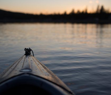 Kayakers, boaters & outdoor recreationsists! Help prevent the spread of aquatic invasive species by following Montana's Clean Drain Dry protocols.