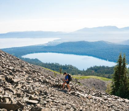 Challenge yourself & hike one of the tallest peaks on Lake Tahoe. Get ready for one of the best hikes in Tahoe with our Mt. Tallac trail guide. Challenge yourself & hi