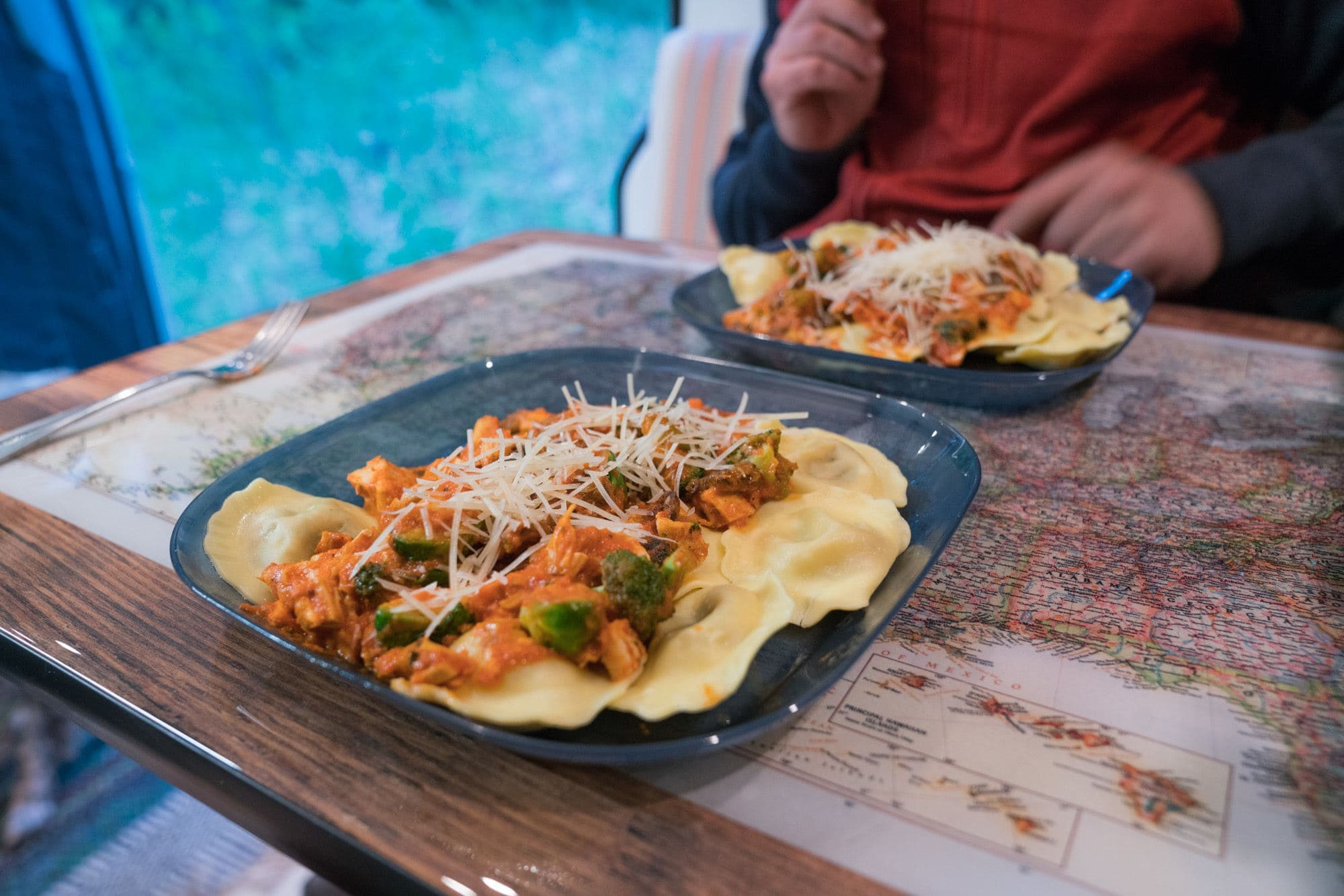 GSI Infinity Plates and Bowls are perfect for vanlife