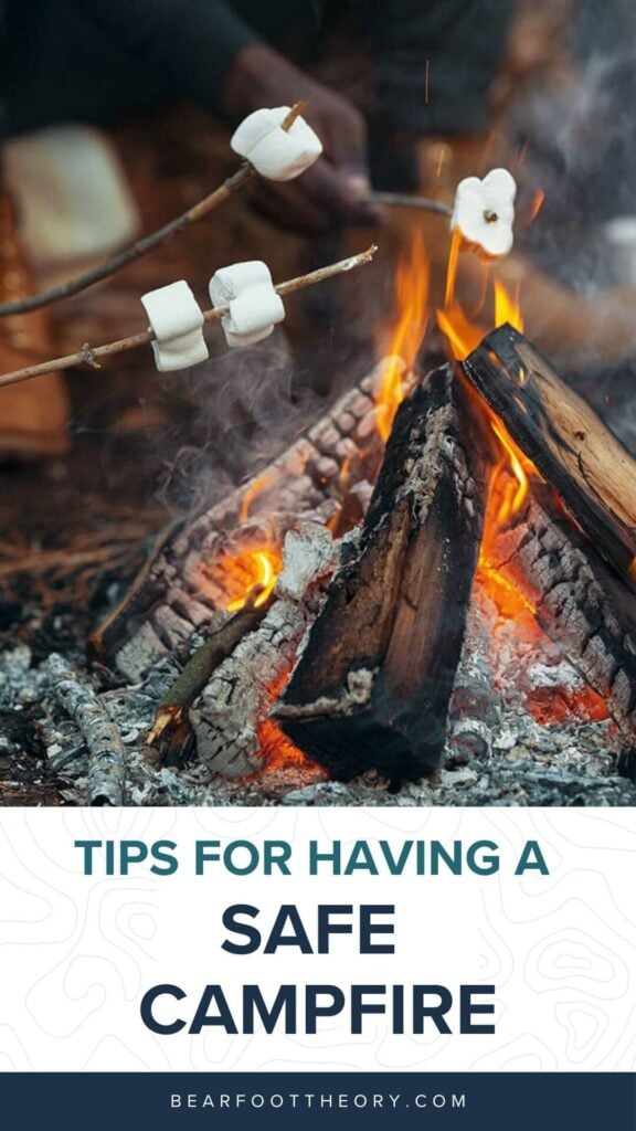 Learn how to have a safe campfire and Leave No Trace on your camping trips whether you're toasting s'mores or using a fire to stay warm.